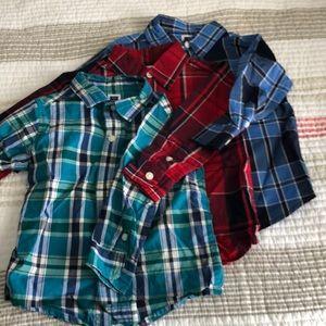 Janie and Jack Dress Shirts